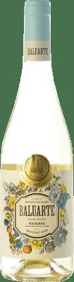 8,95 € Free Shipping | White wine Gran Feudo Baluarte Muscat D.O. Navarra Navarre Spain Muscatel Bottle 75 cl