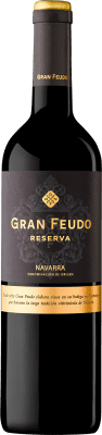 7,95 € Envoi gratuit   Vin rouge Gran Feudo Reserva D.O. Navarra Navarre Espagne Tempranillo, Merlot, Cabernet Sauvignon Bouteille 75 cl