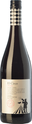 6,95 € Free Shipping | Red wine Grandes Vinos El Circo Director Joven D.O. Cariñena Aragon Spain Grenache, Carignan Bottle 75 cl