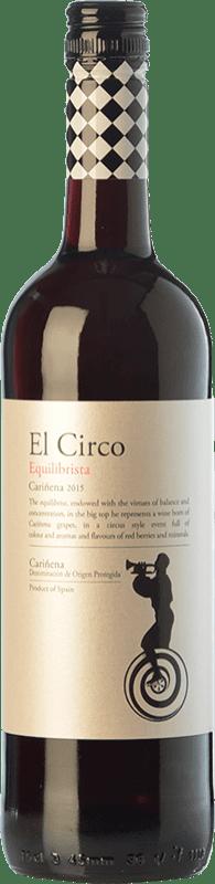 4,95 € Envoi gratuit   Vin rouge Grandes Vinos El Circo Equilibrista Joven D.O. Cariñena Aragon Espagne Carignan Bouteille 75 cl