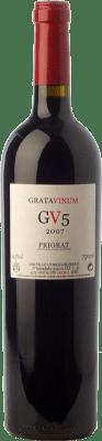 48,95 € Envoi gratuit | Vin rouge Gratavinum GV5 Joven 2010 D.O.Ca. Priorat Catalogne Espagne Grenache, Cabernet Sauvignon, Carignan Bouteille 75 cl