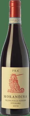 27,95 € Free Shipping | Red wine Graziano Prà Morandina D.O.C. Valpolicella Ripasso Veneto Italy Corvina, Rondinella, Corvinone, Oseleta Bottle 75 cl