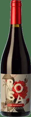 9,95 € Free Shipping | Red wine Grifoll Declara La Rosa del Montsant Joven D.O. Montsant Catalonia Spain Grenache, Carignan Bottle 75 cl