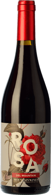 8,95 € Envoi gratuit | Vin rouge Grifoll Declara La Rosa del Montsant Joven D.O. Montsant Catalogne Espagne Grenache, Carignan Bouteille 75 cl