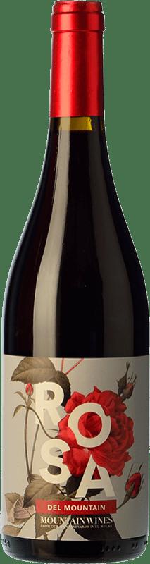 8,95 € Free Shipping | Red wine Grifoll Declara La Rosa del Montsant Joven D.O. Montsant Catalonia Spain Grenache, Carignan Bottle 75 cl