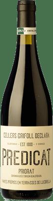 12,95 € Free Shipping | Red wine Grifoll Declara Predicat Joven D.O.Ca. Priorat Catalonia Spain Merlot, Syrah, Cabernet Sauvignon, Carignan Bottle 75 cl