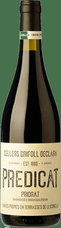 9,95 € Free Shipping | Red wine Grifoll Declara Predicat Joven D.O.Ca. Priorat Catalonia Spain Merlot, Syrah, Cabernet Sauvignon, Carignan Bottle 75 cl