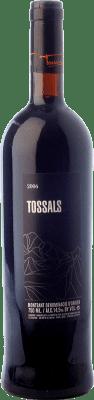 16,95 € Free Shipping | Red wine Grifoll Declara Tossals Crianza D.O. Montsant Catalonia Spain Tempranillo, Syrah, Grenache, Cabernet Sauvignon, Carignan Bottle 75 cl