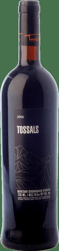 13,95 € Free Shipping | Red wine Grifoll Declara Tossals Crianza D.O. Montsant Catalonia Spain Tempranillo, Syrah, Grenache, Cabernet Sauvignon, Carignan Bottle 75 cl