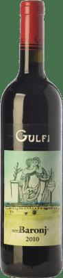 24,95 € Envoi gratuit | Vin rouge Gulfi Nero Baronj I.G.T. Terre Siciliane Sicile Italie Nero d'Avola Bouteille 75 cl