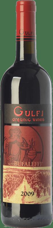 42,95 € Envoi gratuit | Vin rouge Gulfi Nero Bufaleffj I.G.T. Terre Siciliane Sicile Italie Nero d'Avola Bouteille 75 cl