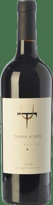 21,95 € Free Shipping | Red wine Terra d'Uro Selección Crianza D.O. Toro Castilla y León Spain Tinta de Toro Bottle 75 cl