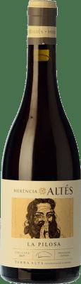 23,95 € Free Shipping | Red wine Herència Altés La Peluda Crianza D.O. Terra Alta Catalonia Spain Grenache Hairy Bottle 75 cl
