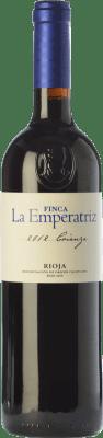 9,95 € Envoi gratuit | Vin rouge Hernáiz La Emperatriz Crianza D.O.Ca. Rioja La Rioja Espagne Tempranillo, Grenache, Viura Bouteille Jéroboam-Doble Magnum 3 L