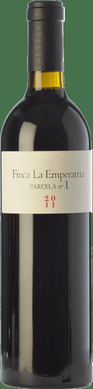 39,95 € Envoi gratuit | Vin rouge Hernáiz La Emperatriz Parcela Nº 1 Crianza D.O.Ca. Rioja La Rioja Espagne Tempranillo Bouteille 75 cl