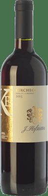 19,95 € Free Shipping   Red wine Hofstätter Kirchegg D.O.C. Alto Adige Trentino-Alto Adige Italy Merlot, Cabernet Sauvignon Bottle 75 cl