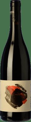 45,95 € Free Shipping | Red wine Ignios Orígenes Joven D.O. Ycoden-Daute-Isora Canary Islands Spain Vijariego Black Bottle 75 cl