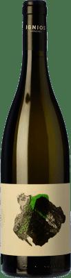 31,95 € Free Shipping | White wine Ignios Orígenes Crianza D.O. Ycoden-Daute-Isora Canary Islands Spain Marmajuelo Bottle 75 cl