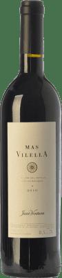23,95 € Free Shipping | Red wine Jané Ventura Mas Vilella Crianza D.O. Penedès Catalonia Spain Cabernet Sauvignon Bottle 75 cl