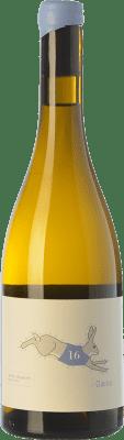 15,95 € Envío gratis | Vino blanco Javi Revert Clausus Crianza D.O. Valencia Comunidad Valenciana España Malvasía, Verdil, Merseguera, Trapadell Botella 75 cl