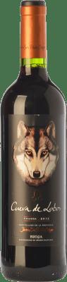 7,95 € Envío gratis   Vino tinto San Pedro Ortega Cueva de Lobos Crianza D.O.Ca. Rioja La Rioja España Tempranillo Botella 75 cl