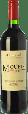 23,95 € Free Shipping | Red wine Jean-Pierre Moueix Moueix Crianza A.O.C. Pomerol Bordeaux France Merlot, Cabernet Franc Bottle 75 cl