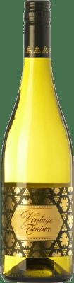 53,95 € Free Shipping | White wine Jermann Vintage Tunina I.G.T. Friuli-Venezia Giulia Friuli-Venezia Giulia Italy Chardonnay, Sauvignon White, Ribolla Gialla, Picolit, Malvasia Istriana Bottle 75 cl