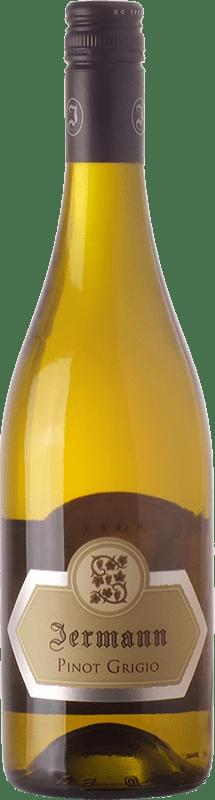 21,95 € Envío gratis | Vino blanco Jermann I.G.T. Friuli-Venezia Giulia Friuli-Venezia Giulia Italia Pinot Gris Botella 75 cl