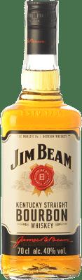 12,95 € Free Shipping   Bourbon Jim Beam Original Kentucky United States Bottle 70 cl