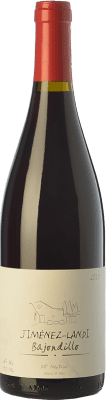 6,95 € Envío gratis | Vino tinto Jiménez-Landi Bajondillo Joven D.O. Méntrida Castilla la Mancha España Syrah, Garnacha Botella 75 cl