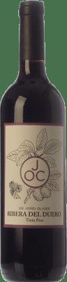 19,95 € Free Shipping | Red wine JOC Crianza D.O. Ribera del Duero Castilla y León Spain Tempranillo Bottle 75 cl