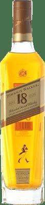 88,95 € Free Shipping | Whisky Blended Johnnie Walker Platinum Label Scotland United Kingdom Bottle 70 cl