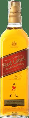 14,95 € Free Shipping | Whisky Blended Johnnie Walker Red Label Scotland United Kingdom Bottle 70 cl