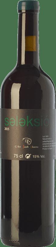 13,95 € Free Shipping | Red wine Jordi Llorens Seleksió Joven Spain Syrah, Grenache Bottle 75 cl