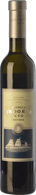 16,95 € Free Shipping | Sweet wine Jorge Ordóñez Nº 2 Victoria D.O. Sierras de Málaga Andalusia Spain Muscat of Alexandria Half Bottle 37 cl | Thousands of wine lovers trust us to get the best price guarantee, free shipping always and hassle-free shopping and returns.