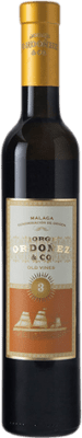 44,95 € Free Shipping | Sweet wine Jorge Ordóñez Nº 3 Viñas Viejas 2010 D.O. Sierras de Málaga Andalusia Spain Muscat of Alexandria Half Bottle 37 cl | Thousands of wine lovers trust us to get the best price guarantee, free shipping always and hassle-free shopping and returns.