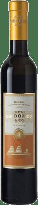44,95 € Envío gratis | Vino dulce Jorge Ordóñez Nº 3 Viñas Viejas D.O. Sierras de Málaga Andalucía España Moscatel de Alejandría Media Botella 37 cl