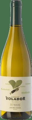 9,95 € Free Shipping | White wine Josep Grau L'Efecte Volador Blanc D.O. Montsant Catalonia Spain Viura, Grenache White Bottle 75 cl
