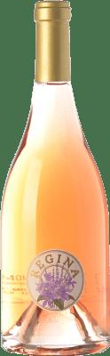 19,95 € Kostenloser Versand | Rosé-Wein Josep Grau Regina D.O. Montsant Katalonien Spanien Grenache, Grenache Weiß Flasche 75 cl