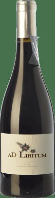 16,95 € Envío gratis | Vino tinto Sancha Ad Libitum Monastel Crianza D.O.Ca. Rioja La Rioja España Monastel de Rioja Botella 75 cl