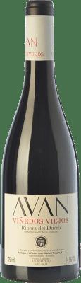 16,95 € Envoi gratuit | Vin rouge Juan Manuel Burgos Avan Viñedos Viejos Crianza D.O. Ribera del Duero Castille et Leon Espagne Tempranillo Bouteille 75 cl