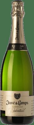 14,95 € Envoi gratuit | Blanc moussant Juvé y Camps Essential Reserva D.O. Cava Catalogne Espagne Xarel·lo Bouteille 75 cl | Des milliers d'amateurs de vin nous font confiance avec la garantie du meilleur prix, une livraison toujours gratuite et des achats et retours sans complications.