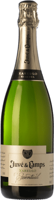 15,95 € Free Shipping | White sparkling Juvé y Camps Essential Reserva D.O. Cava Catalonia Spain Xarel·lo Bottle 75 cl