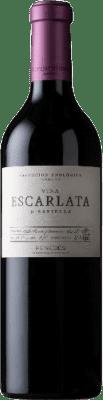 13,95 € Free Shipping   Red wine Juvé y Camps Viña Escarlata Reserva D.O. Penedès Catalonia Spain Merlot Bottle 75 cl