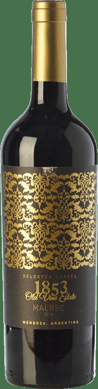 12,95 € Envoi gratuit   Vin rouge Kauzo 1853 Reserve Selected Parcel Reserva I.G. Valle de Uco Uco Valley Argentine Malbec Bouteille 75 cl
