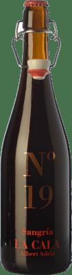 12,95 € Envío gratis | Sangría La Cala Nº 19 España Botella 75 cl