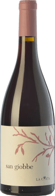 31,95 € Free Shipping | Red wine La Costa San Giobbe I.G.T. Terre Lariane Lombardia Italy Pinot Black Bottle 75 cl