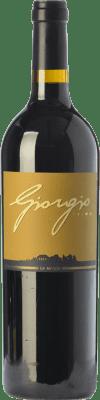 111,95 € Free Shipping | Red wine La Massa Giorgio Primo I.G.T. Toscana Tuscany Italy Merlot, Cabernet Sauvignon, Sangiovese Bottle 75 cl