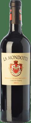 229,95 € Free Shipping | Red wine La Mondotte Reserva A.O.C. Saint-Émilion Grand Cru Bordeaux France Merlot, Cabernet Franc Bottle 75 cl