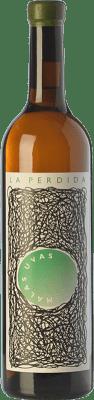 15,95 € Free Shipping | White wine La Perdida Malas Uvas Crianza Galicia Spain Palomino Fino, Doña Blanca Bottle 75 cl